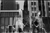 RUSH ST. ST. JAMES, MICHIGAN AVE. MANNEQUINS, HALLOWEEN, SELFIES 1975_32