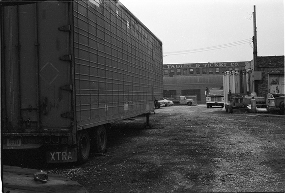 INDUSTRIAL AREA NORTH OF CIRCLE & GARBAGE TRUCKS 1975_01