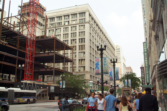 State Street & Randolph Streets